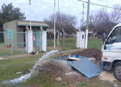 Villa General Savio tendrá su bomba de agua