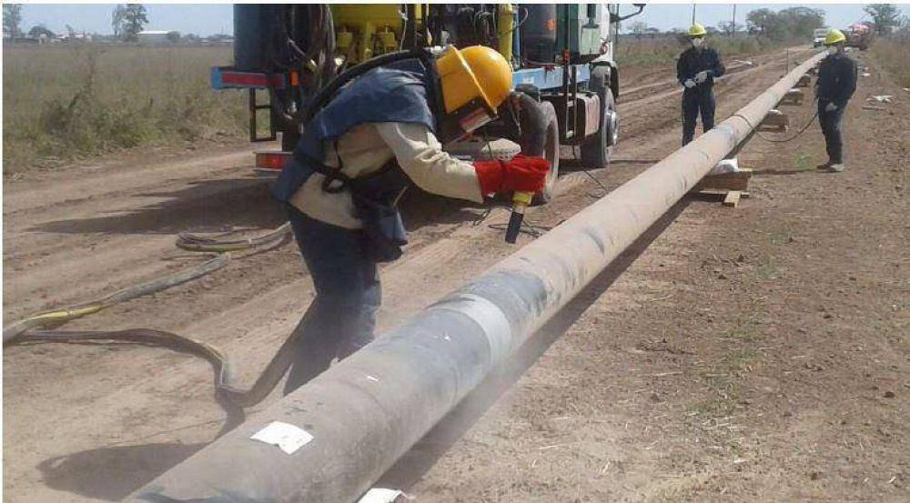 Comienza la obra del gasoducto que beneficiará a Mar del Plata