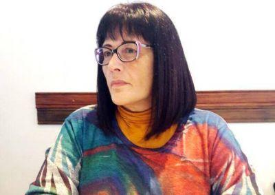 Laura Delpir para un nuevo mandato en el gremio de Sanidad de Mar del Plata