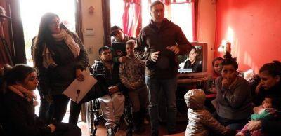 Acercan programas de Empleo al Barrio 60 Viviendas