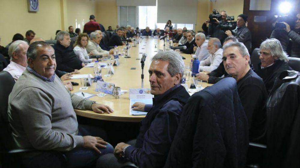 La CGT postergó el anuncio del paro para seguir negociando con el Gobierno
