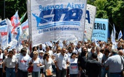 Las CTA ratificaron huelga y movilización a Plaza de Mayo