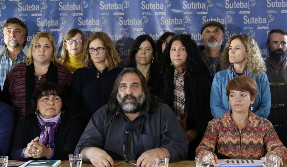 Tras 48 días sin ser convocados a paritarias, los docentes bonaerenses vuelven al paro