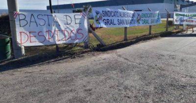 En mayo, La Campagnola despidió 20 empleados en su planta de San Martín