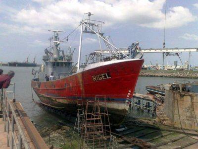 """Buscan al """"Rigel"""", un buque marplatense que se perdió en las costas del sur"""