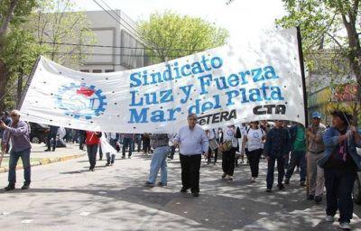 El Sindicato Luz y Fuerza Mar del Plata condenó al vuelta al Fondo Monetario