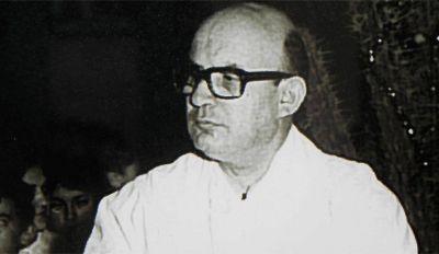 Francisco firmó el decreto de beatificación de Monseñor Angelelli