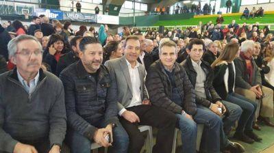Los 12 apóstoles de la Mesa de Acción Política peronista