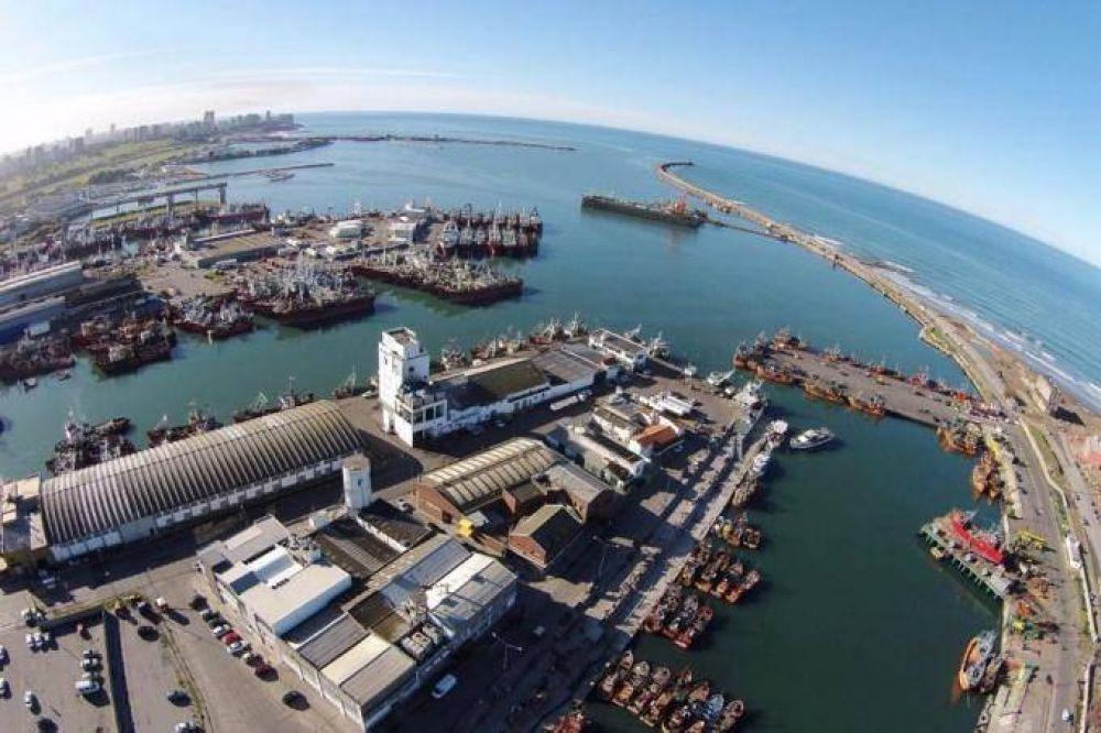 Crisis en el puerto: para Nación es por el aumento de la fiscalización y no por el precio del langostino