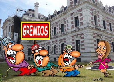 Vidal se fortalece ante los sindicatos combativos
