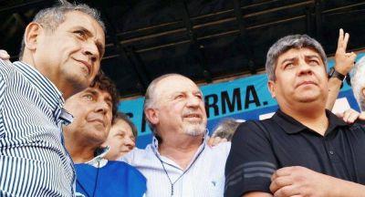 Yasky y Palazzo presionan a los jefes cegetistas:
