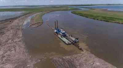 Firman contratos y en un mes arrancan obras hídricas en la zona de Bragado
