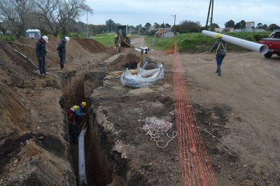 Preocupación municipal por el futuro de distintas obras públicas en General Alvarado