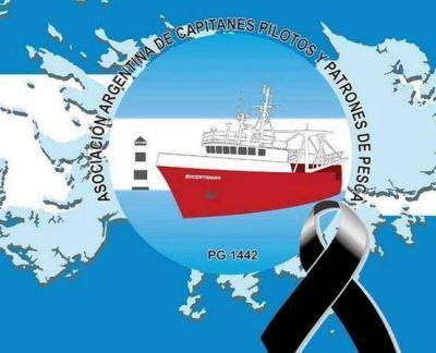 """""""En el Mar Argentino parece haber naufragios y muertos de segunda categoría, y es donde mueren los pescadores"""""""