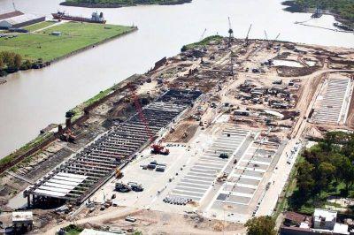 La Terminal de Contenedores TECPLATA y su parálisis: el tema en la Legislatura