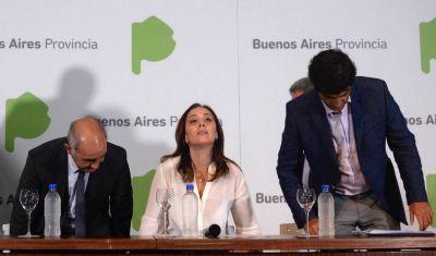 Tensión de Vidal y Larreta con Macri por la amenaza de pasarle un déficit de 100 mil millones