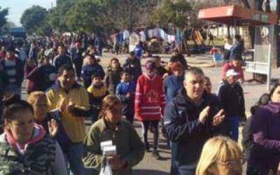 Lanús: Reclamo en escuela que está sin agua hace dos semanas