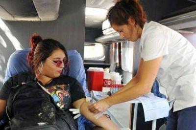 El 80% de la población necesitará una transfusión de sangre en algún momento de su vida