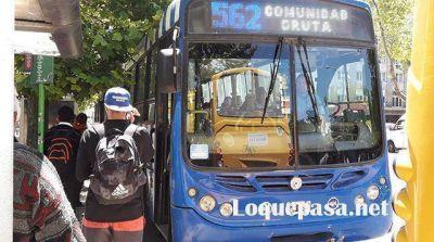 Este lunes podría aprobarse la suba del boleto en la comisión de Transporte