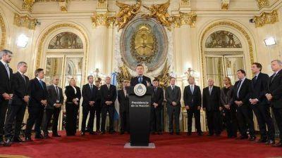 Incentivos a la producción y recorte del gasto: los ejes de la convocatoria del Gobierno a un acuerdo nacional