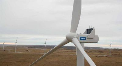 YPF lanzó su empresa eléctrica YPF Luz
