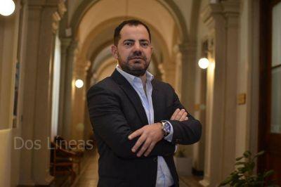 """Lisandro Bonelli: """"Vidal favorece a los empresarios amigos de Macri"""""""
