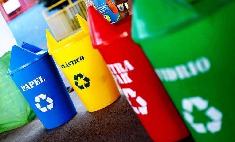 """Se ampliará la zona de """"separación de residuos"""" en San Rafael"""