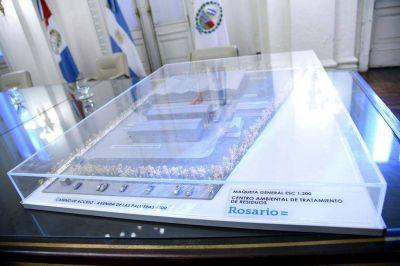 Tres ofertas para construir la nueva planta de residuos de Rosario