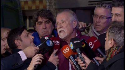 """Plaini planteó que si el martes no hay respuesta al pedido """"se va a fijar la fecha del paro"""""""