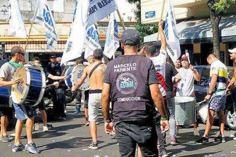 Sindicato de motoqueros inicia plan de lucha por recomposición salarial