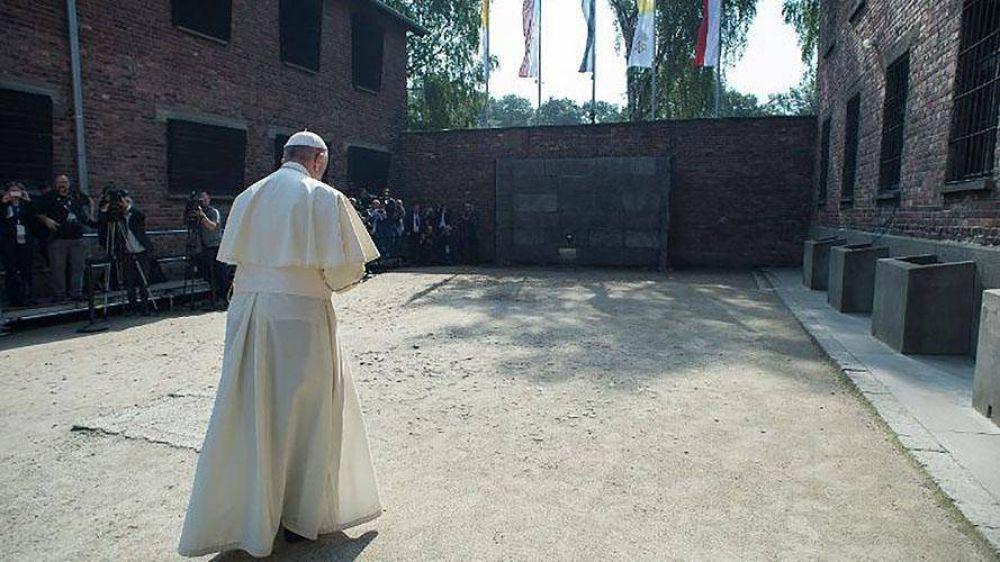 """Víctimas de la Shoah: El Papa agradece el """"compromiso con la reconciliación"""""""