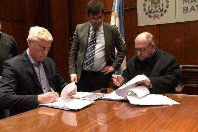 El municipio concretó el acuerdo para que el Ceamse se haga cargo de la disposición de residuos