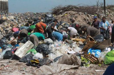 Ceamse busca construir otra planta de reciclaje para recuperadores
