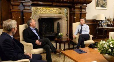 Schiaretti pidió por el traspaso de Aysa y los subsidios al transporte en una tensa reunión con Macri