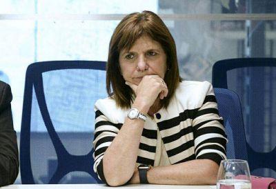Patricia Bullrich desafió a Hugo Moyano: