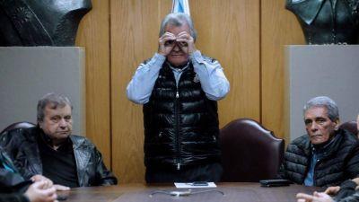 Efecto Barrionuevo: el PJ porteño arma un congreso para evitar una posible intervención