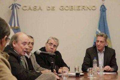 Los trabajadores del Instituto Provincial del Agua quedaron encuadrados en el Sindicato Obras Sanitarias Región Sur