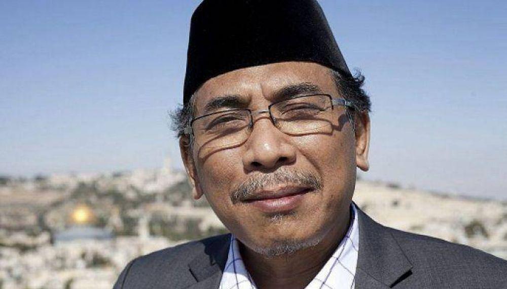 """Clérigo de Indonesia llamó a la """"compasión entre judíos y musulmanes"""""""