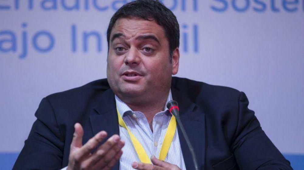 Jorge Triaca a la CGT: