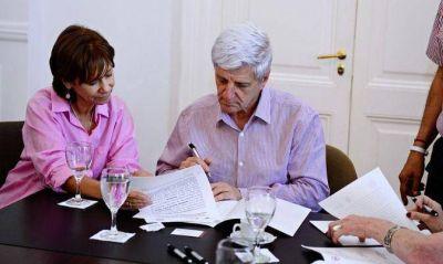 Intendente de Massa rompe el cerco del 15% vidalista y ofrece 20% a municipales