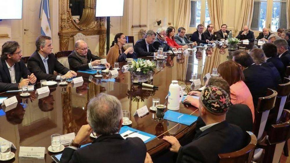 Las negociaciones se trabaron cuando Mauricio Macri puso un límite a los pedidos gremiales