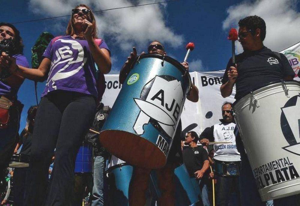 Los judiciales paran el jueves y se suman a la marcha en Capital