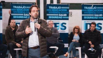 Lavagna salió a buscar el voto peronista porteño
