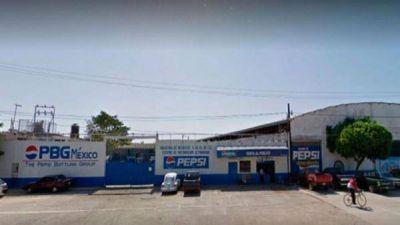 La embotelladora de PepsiCo en el estado mexicano de Guerrero cerró sus operaciones por la violencia