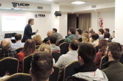 UCIP presentó el Programa de Empresas Perdurables