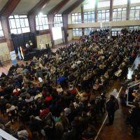 La JuREC capacitó en Mar del Plata y Quequén a todos los docentes de la diócesis