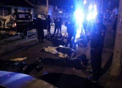 Berisso: un sector de la UOCRA atacó a tiros a otro y terminaron detenidos