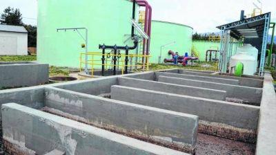 La planta cloacal que costó 21 millones y no funciona