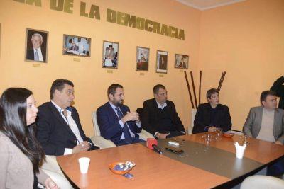 Se anunció la licitación de obras de saneamiento en la cuenca del San Roque