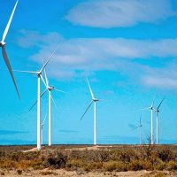 Una empresa privada obtuvo un crédito de US$142 millones para invertir en energía eólica